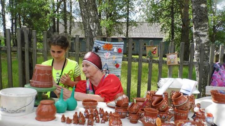 Фестиваль вепсской культуры прошел в Ленобласти