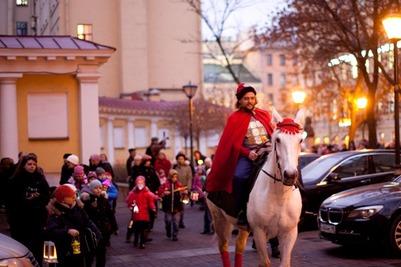 Немецкой общине Петербурга не дали провести праздничное шествие