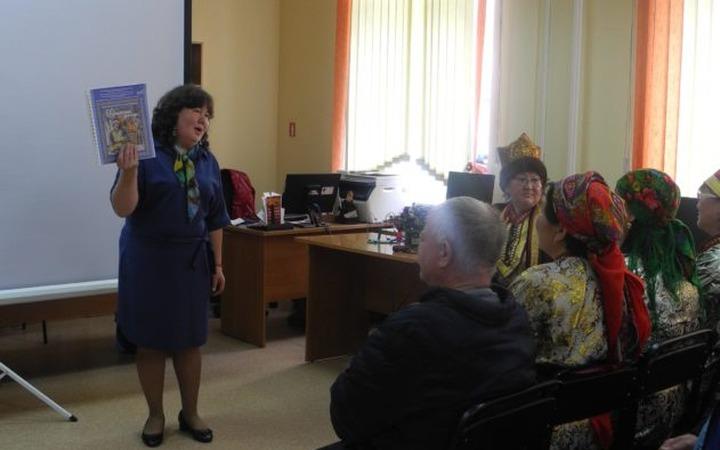 Сборник телеутских сказок для незрячих детей выпустили в Кемеровской области