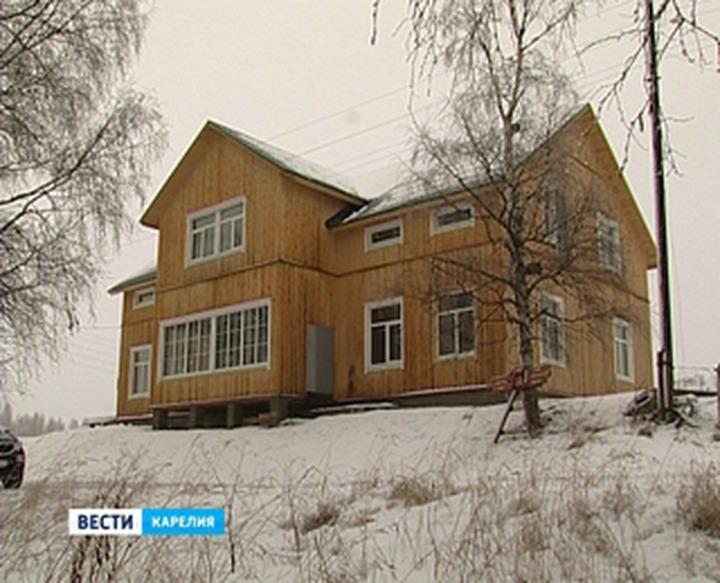 Дом карельского языка открылся в Ведлозере