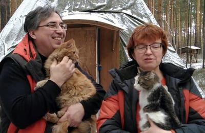 Работники этнопарка в Свердловской области проводят онлайн-экскурсии о преданиях манси