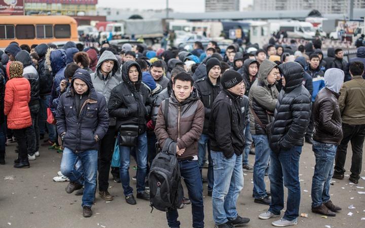 Департамент труда Москвы: В столице не наблюдается оттока мигрантов