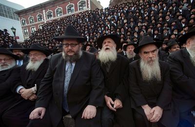 Берл Лазар: Антисемитизм в России становится маргинальным явлением