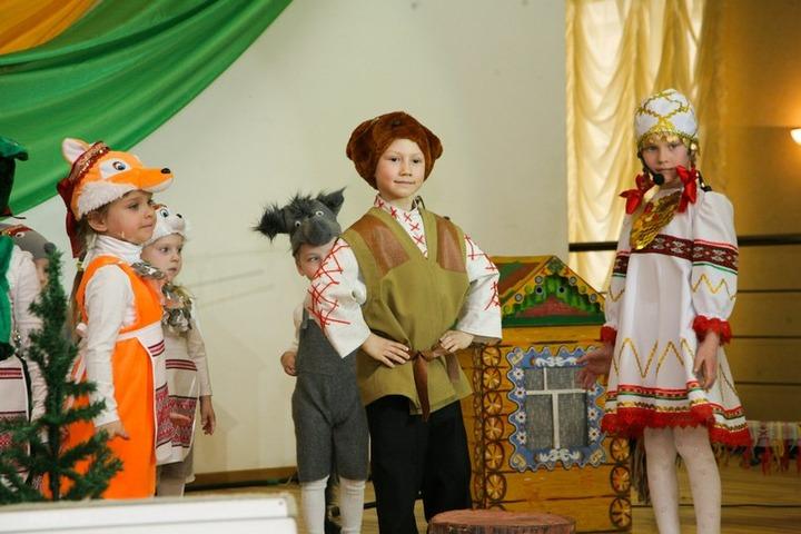 В детских садах Ижевска стартует фестиваль сказок на удмуртском