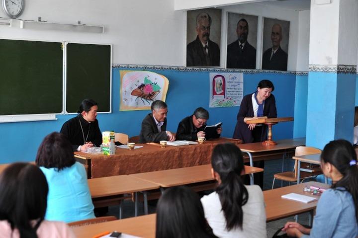 В Крыму начали переподготовку учителей родного языка