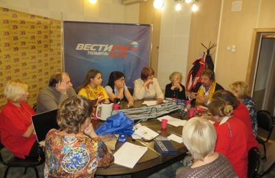 В Тюмени журналисты обсудили освещение в СМИ межэтнической тематики