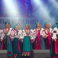 """VII Международный фестиваль """"Казачья станица Москва"""""""