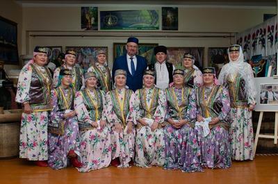 Фестиваль традиционной культуры тюркских народов отметили онлайн