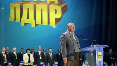 ЛДПР откажется от националистической повестки из-за событий на Украине