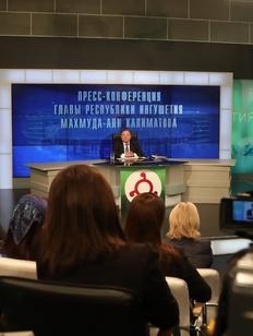 Ингушетия займется развитием этнических проектов