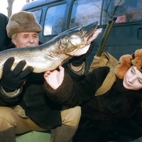 Первая рыба