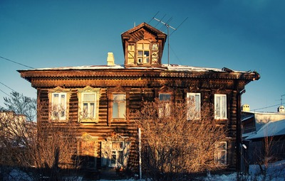 Центр по изучению деревянного народного зодчества появится в Татарстане