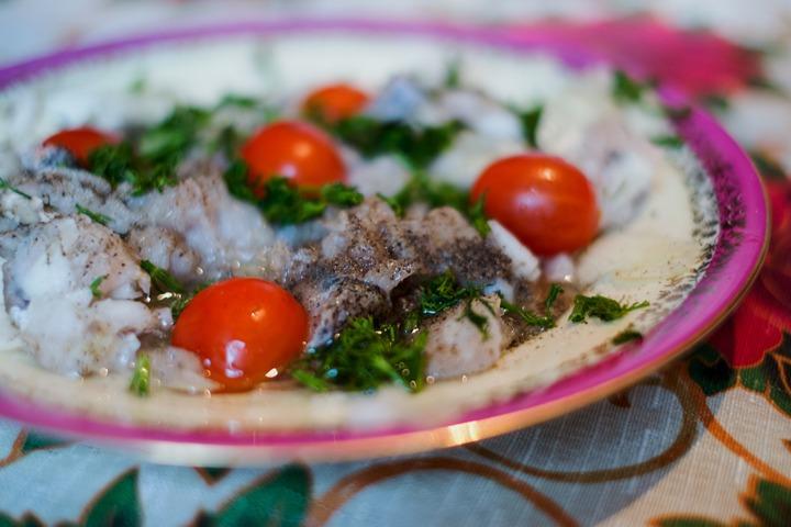 Праздничные блюда северных народов