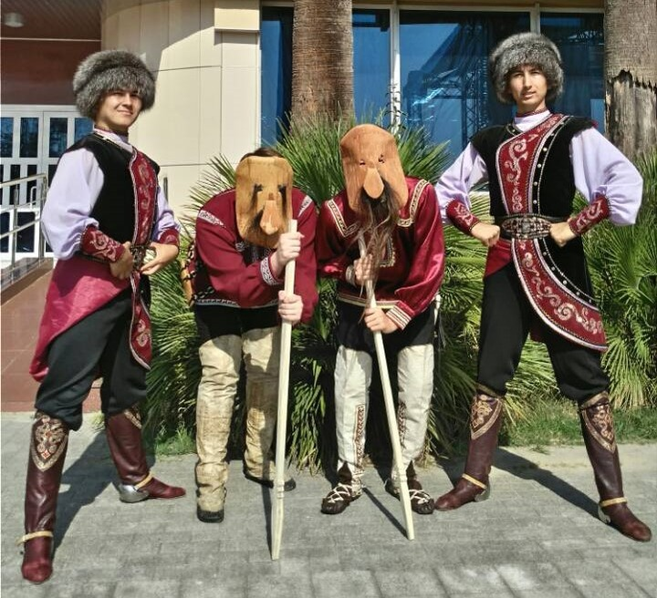 Сочинцев окунули в семейные традиции финно-угорских северян