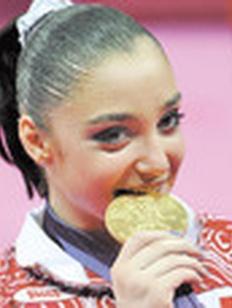 Олимпийское золото нации