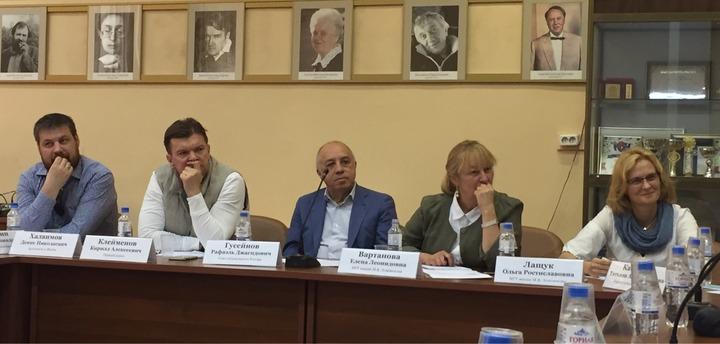 Журфаку МГУ предложили разработать учебные программы для сотрудников этнических СМИ