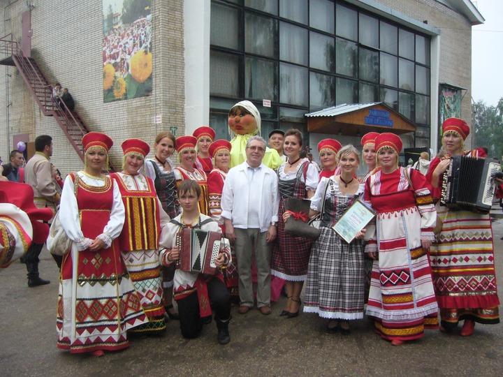 """В Республике Коми завершился фестиваль народной песни """"Завалинка"""""""