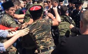 Анапские казаки заявили, что не нападали на Навального