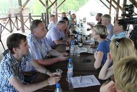 Опыт Гильдии межэтнической журналистики изучили в Алтайском крае