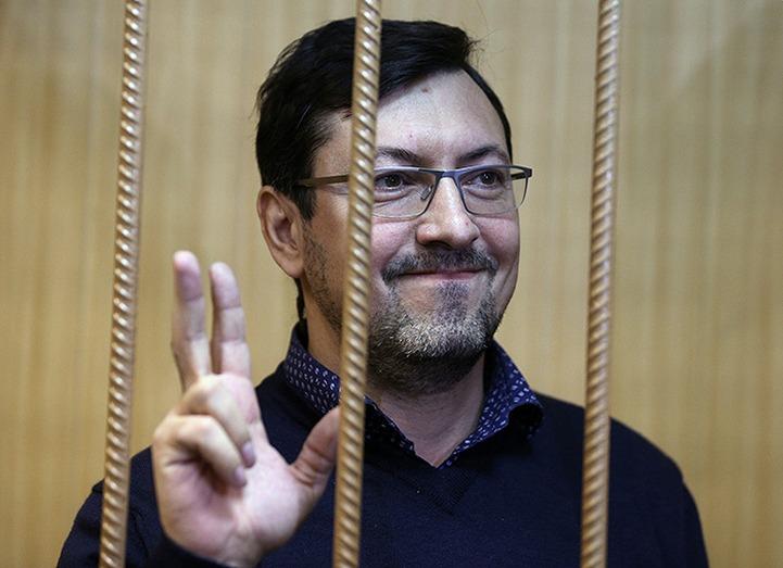 Националисту Поткину сменили домашний арест на СИЗО