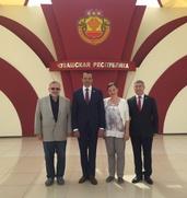 Члены президентского Совета по межнациональным отношениям побывали в Чувашии