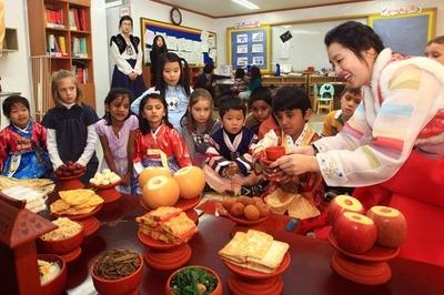 Волгоградские корейцы встретили Новый год