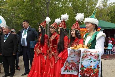 Тюменская область отметит казахский Курултай