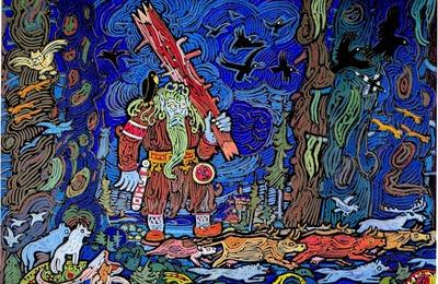 Три тысячи детей из Петербурга побывали в сказках народов России