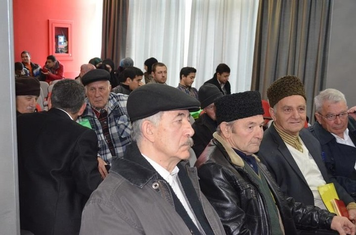 В Симферополе учрежден Общественный совет крымско-татарского народа