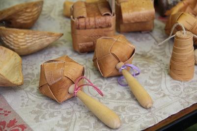 Тверские карелы хотят создать сеть мастерских народных ремесел