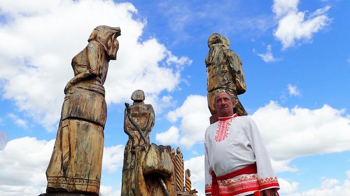 Лисьмапря — праздник эрзян Нижегородской области