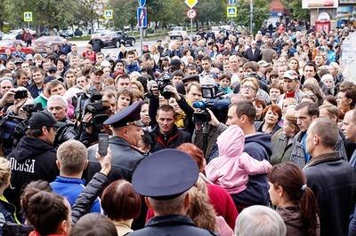 После драки в больнице в Минводах прошел массовый сход граждан