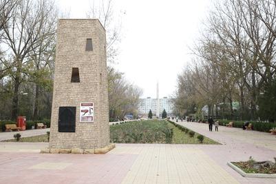 Уменьшенные копии Ахульго и Горской сторожевой башни установили в Махачкале