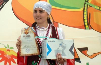 """""""Мисс Сабантуй"""" назвали в Новосибирске"""
