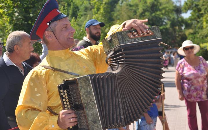 Этнофест в честь 430-летия Волгограда