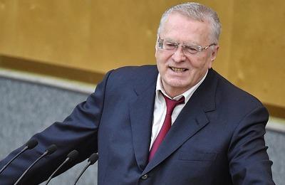 Жириновский предложил сделать из северокавказских республик два региона