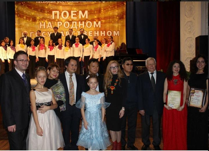 В конкурсе песен на родных языках победила композиция на коми языке