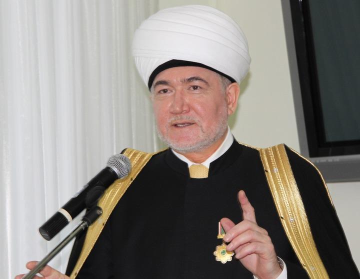 Глава Совета муфтиев России прибыл в Крым для участия в судьбе крымских татар