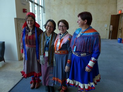 На Саамский женский форум в Мурманске соберутся участницы четырех стран