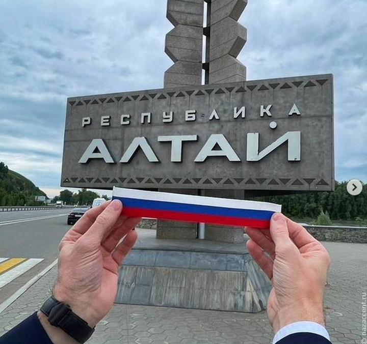 Глава Алтая отругал чиновников за отказ использовать алтайский язык в аэропорту