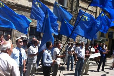 Крымские татары потребовали сжечь книгу, в которой их обвинили в пособничестве фашистам