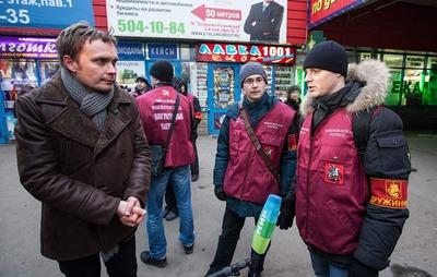 В Москве для контроля за мигрантами увеличат количество народных дружинников до 300 человек