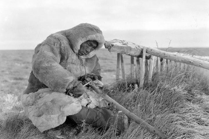 Советский этнографический труд о происхождении нганасан переиздали на Таймыре