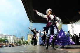"""Фестиваль """"Бердэмлек"""" начнет готовить Башкирию к Всемирной Фольклориаде"""
