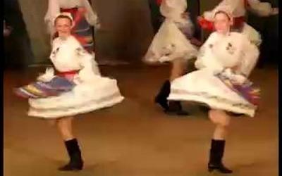 """Закарпатский танец """"Каричка"""""""