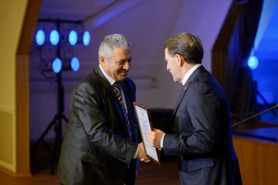 Воронежская Национальная палата отметила пятилетие