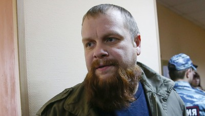 Националиста Демушкина приговорили к тюремному заключению