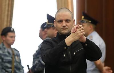 """Фигурант """"болотного дела"""" Удальцов объявил голодовку в знак протеста против приговора"""