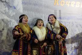 """Открытие международной выставки-ярмарки """"Сокровища Севера-2018"""""""