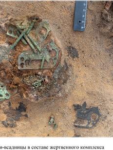 Марийские захоронения X века обнаружили в Нижегородской области